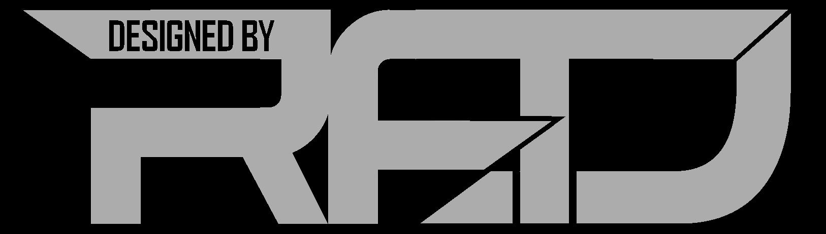 Designed by RAD